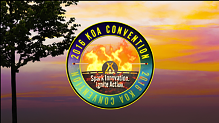 icon for KOA award convention video production